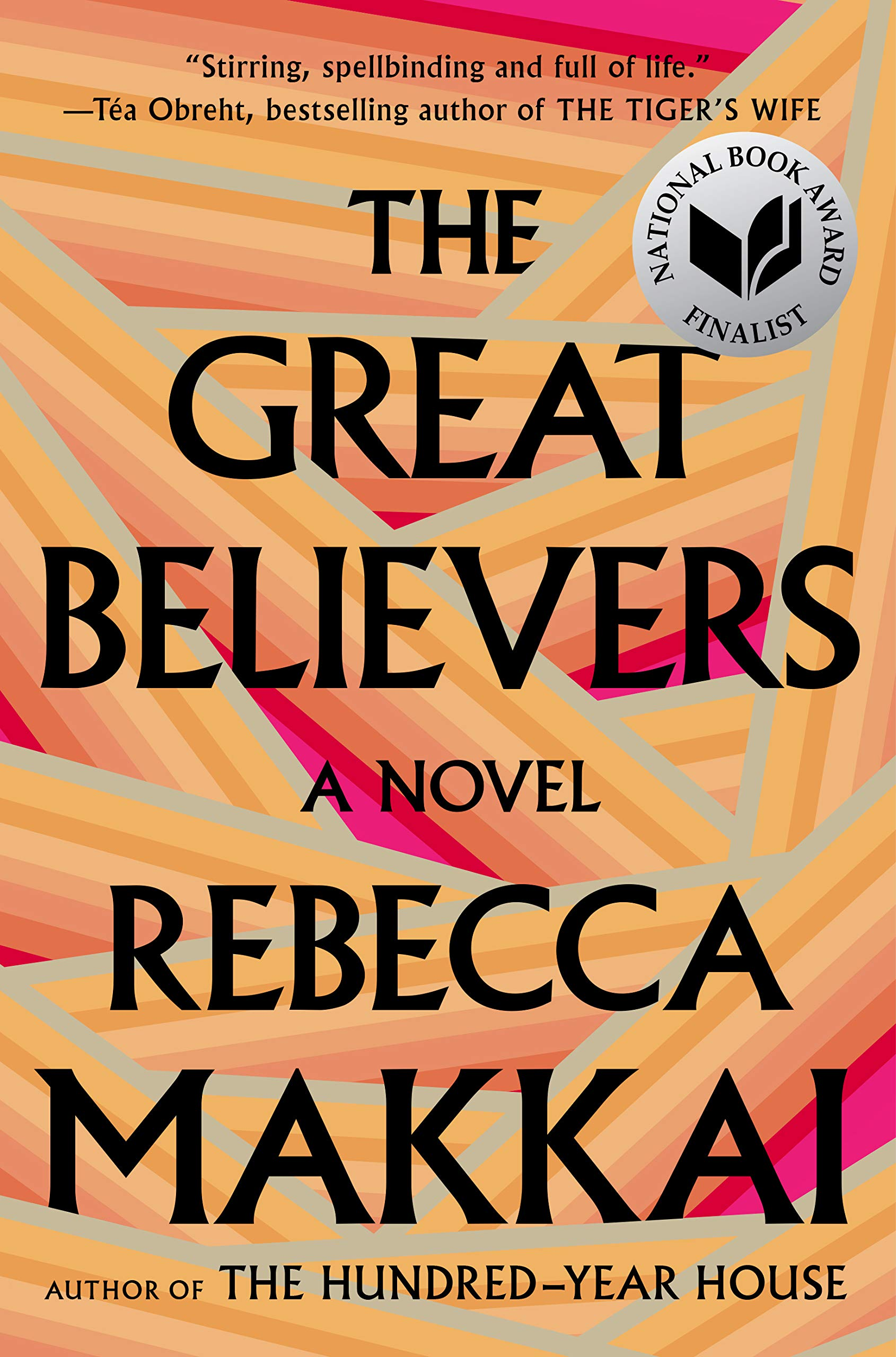 The Great Believers top 12 books of 2019