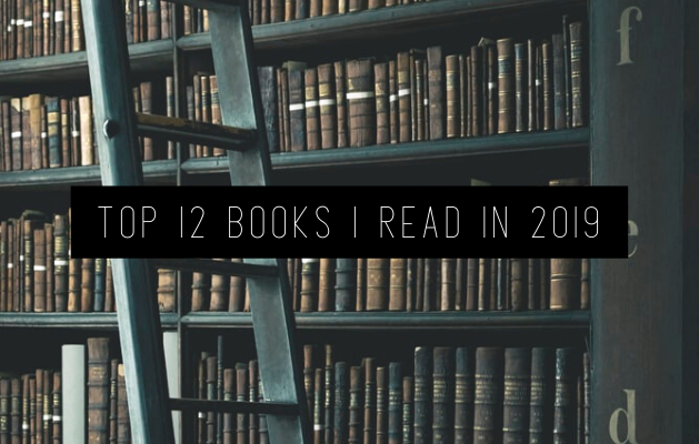 top 12 books i read in 2019