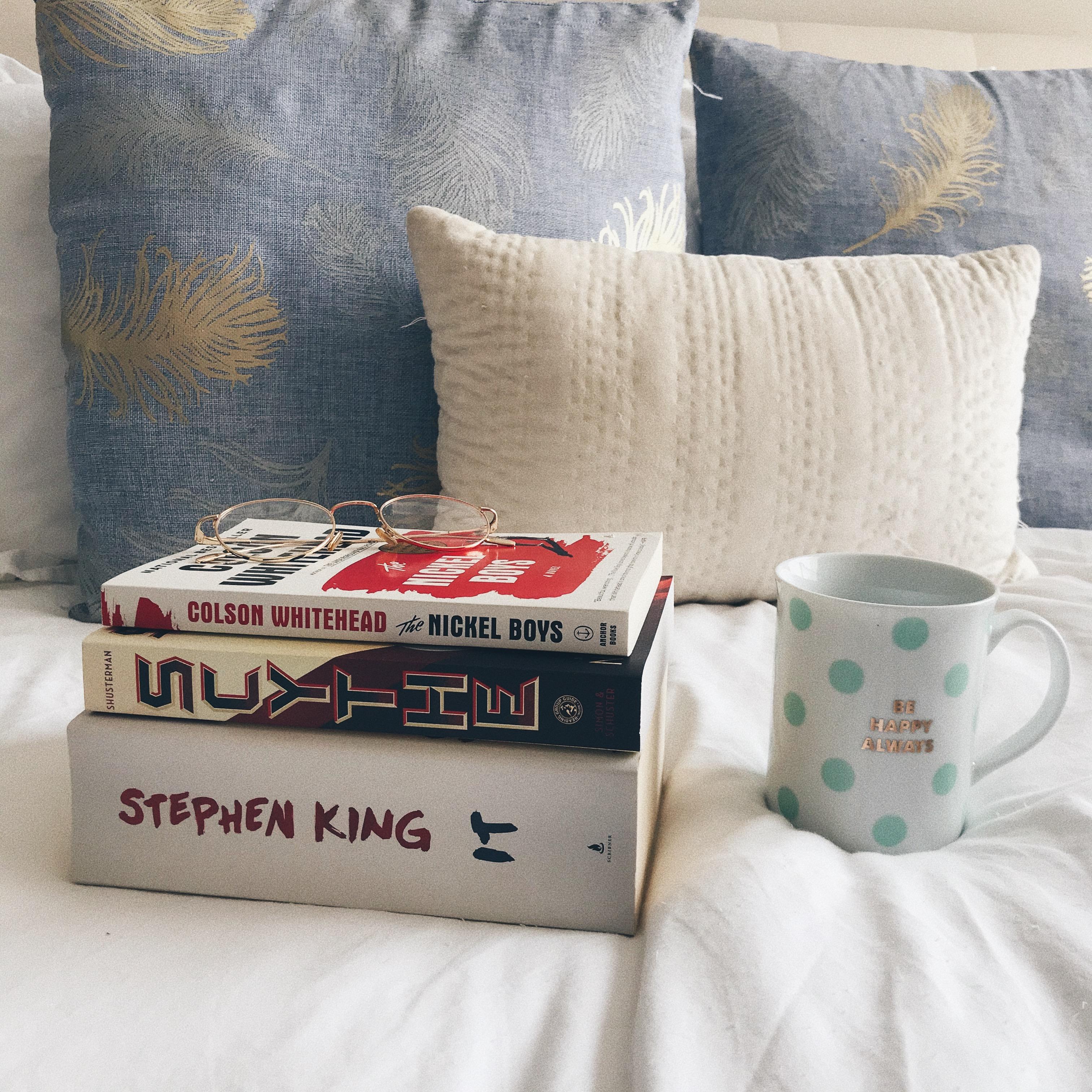 Top 5 Books of 2020 Thus Far
