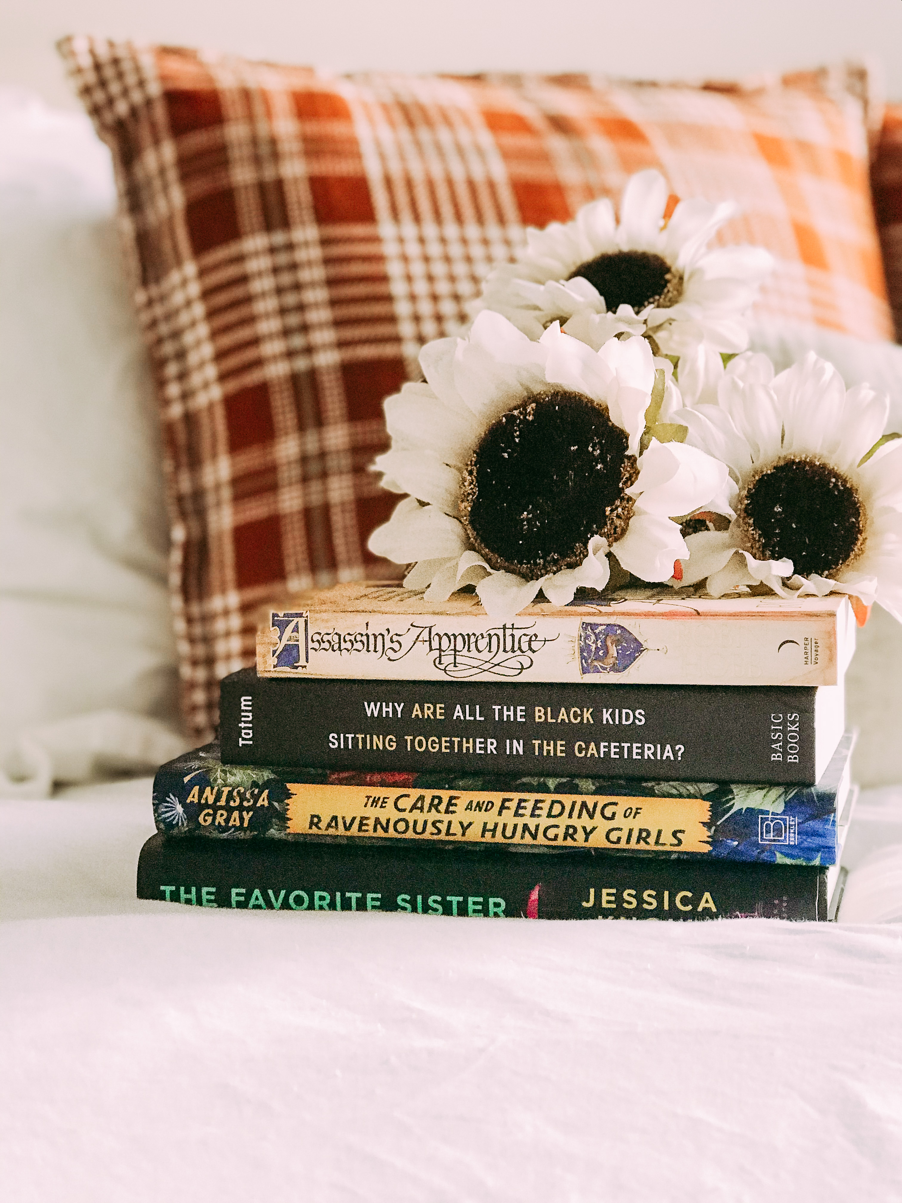 Books I Read in October