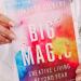 Cover of Big Magic by Elizabeth Gilbert